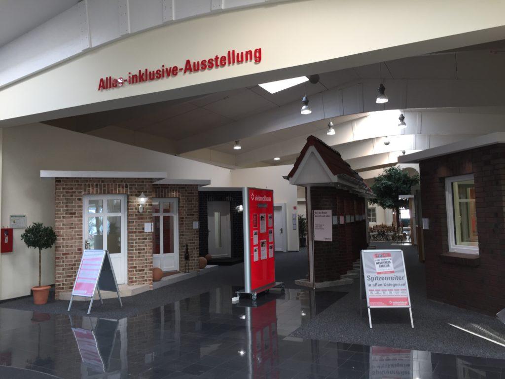 Bemusterungshalle Viebrockhaus Kaarst