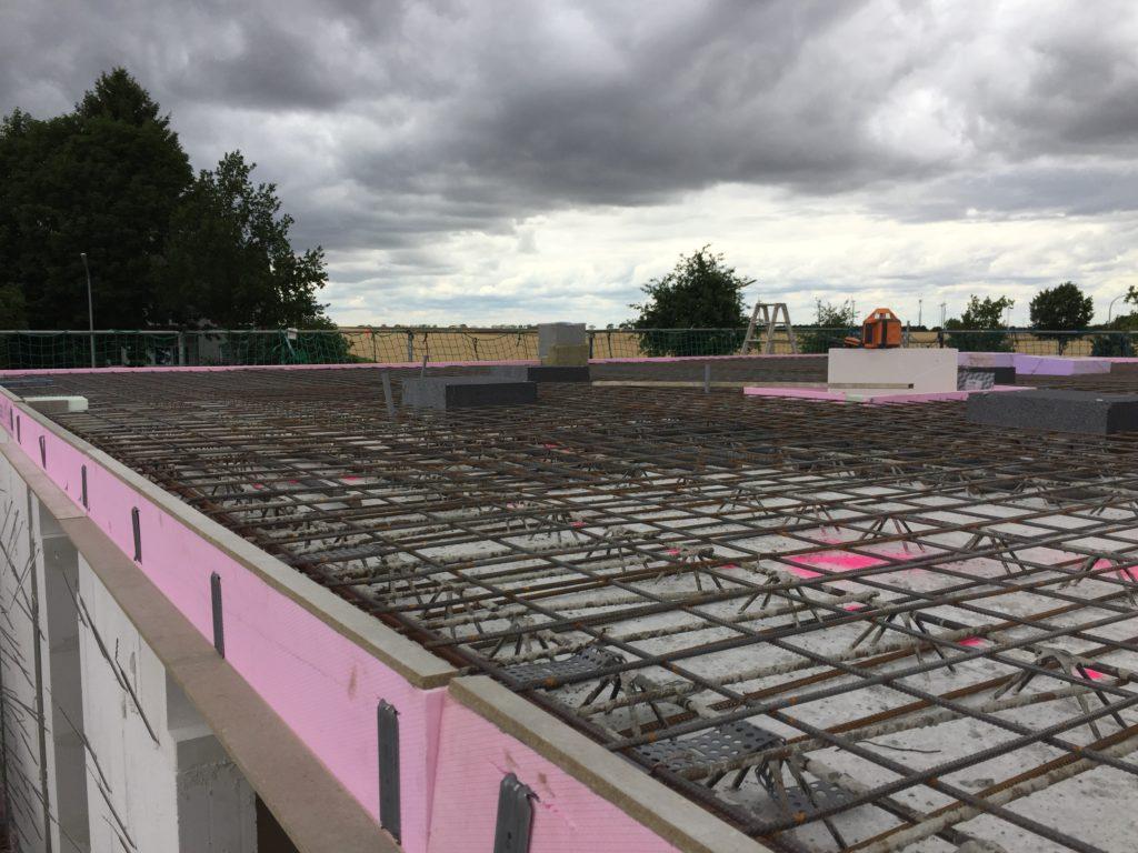 Decke ohne Beton