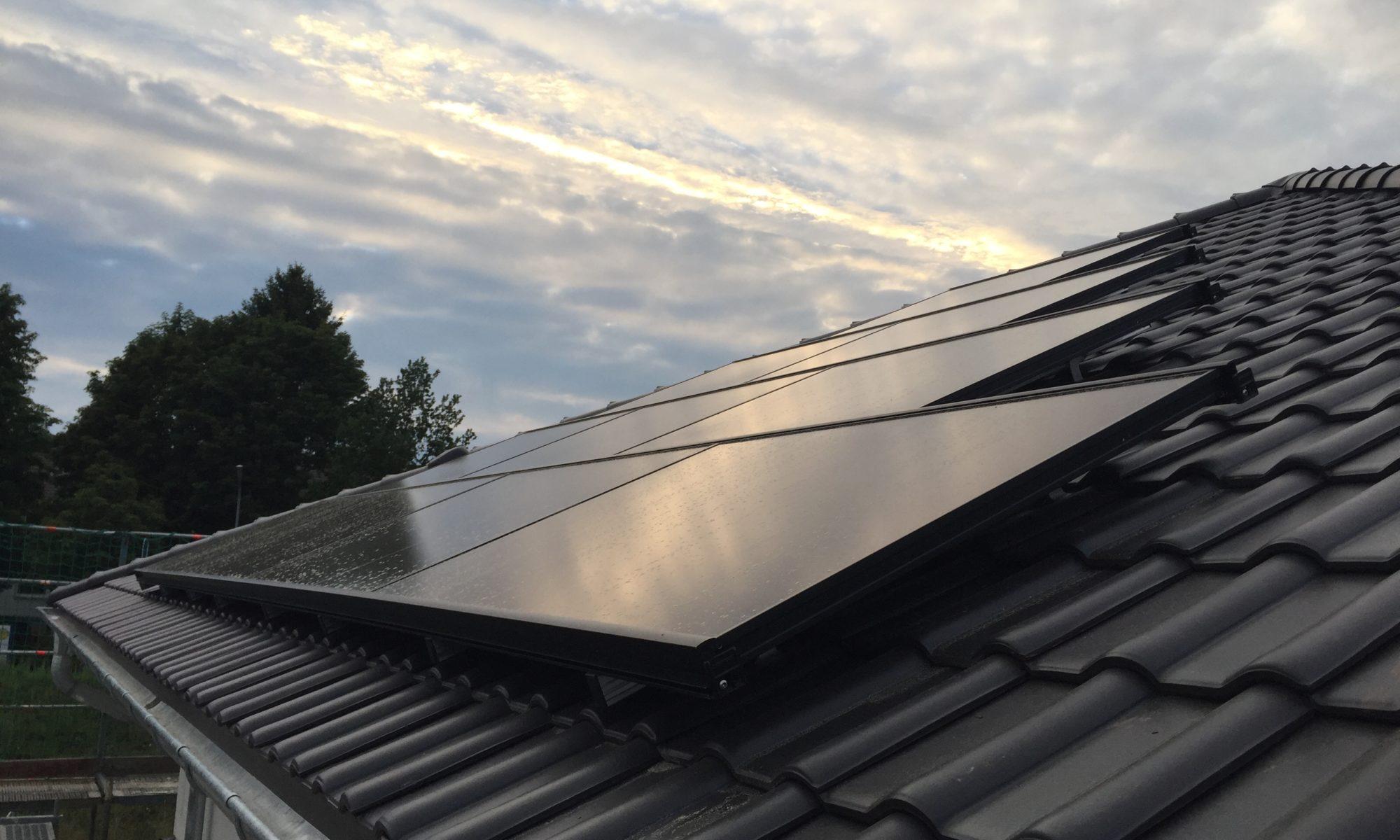 Photovoltaik Module Sunpower