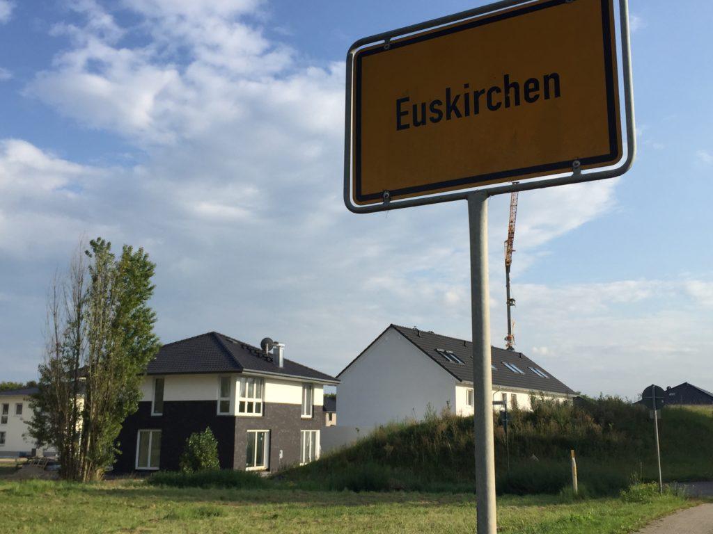 Am Rand von Euskirchen steht unsere Villa